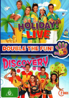 HI-5: DOUBLE PACK (DISCOVERY & HOLIDAY LIVE)  [DVD]