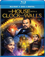 HOUSE WITH A CLOCK IN ITS WALLS BLURAY