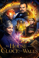 HOUSE WITH A CLOCK IN ITS WALLS DVD