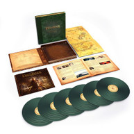 HOWARD SHORE - LORD OF THE RINGS: RETURN OF THE KING: COMPLETE VINYL