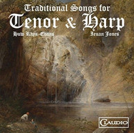 HUGHES - TRADITIONAL SONGS FOR TENOR & HARP BLURAY