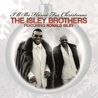 ISLEY BROTHERS / RON  ISLEY - I'LL BE HOME FOR CHRISTMAS VINYL