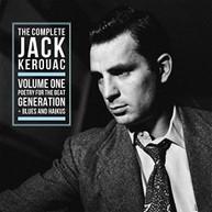JACK KEROUAC - COMPLETE JACK KEROUAC VOL 1 VINYL