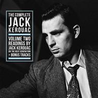 JACK KEROUAC - COMPLETE JACK KEROUAC VOL 2 VINYL