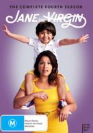 JANE THE VIRGIN: SEASON 4 (2017)  [DVD]