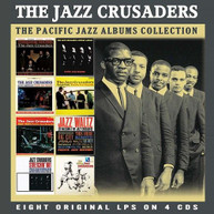 JAZZ CRUSADERS - CLASSIC PACIFIC JAZZ ALBUMS CD