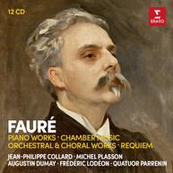 JEAN COLLARD -PHILIPPE - FAURE: PIANO WORKS & CHAMBER MUSIC CD
