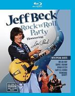 JEFF BECK - LIVE AT IRIDIUM: LES PAUL ROCK N ROLL BLURAY