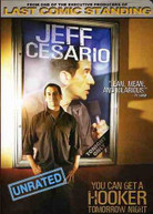 JEFF CESARIO - YOU CAN GET A HOOKER TOMORROW NIGHT DVD