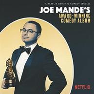 JOE MANDE - AWARD-WINNING COMEDY SPECIAL VINYL