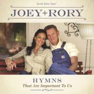 JOEY &  RORY - HYMNS VINYL
