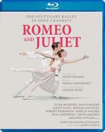 JOHN CRANKO'S ROMEO & JULIET BLURAY