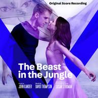 JOHN KANDER - THE BEAST IN THE JUNGLE (ORIGINAL) (SCORE) (RECORDING) CD