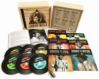 JUNIOR WELLS - BOX OF BLUES CD