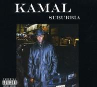 KAMAL - SUBURBIA CD