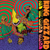 KING GIZZARD &  THE LIZARD WIZARD - WILLOUGHBY'S BEACH CD