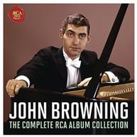 L.V. BEETHOVEN /  BARBER / BROWNING - COMPLETE RCA ALBUM COLLECTION CD