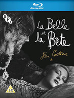 LA BELLE ET LA BETE BLU-RAY [UK] BLU-RAY