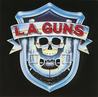 LA GUNS - L.A. GUNS CD