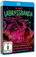 LABRASSBANDA - AROUND THE WORLD (LIVE) BLURAY