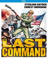 LAST COMMAND (1955) BLURAY