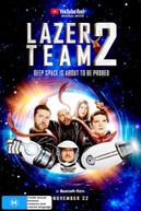 LAZER TEAM 2 (2018)  [DVD]