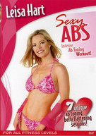 LEISA HART - SEXY ABS WAIST TRIMMING WORKOUT DVD