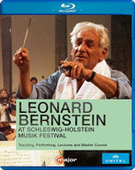 LEONARD BERNSTEIN AT SCHLESWIG HOLSTEIN MUSIK BLURAY