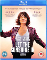LET THE SUNSHINE IN BLU-RAY [UK] BLU-RAY