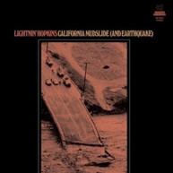 LIGHTNIN' HOPKINS - CALIFORNIA MUDSLIDE (AND) (EARTHQUAKE) VINYL