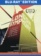 LONDON SYMPHONY BLURAY