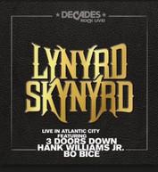 LYNYRD SKYNYRD - LIVE IN ATLANTIC CITY BLURAY