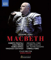 MACBETH BLURAY