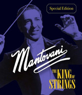 MANTOVANI - THE KING OF STRINGS BLURAY