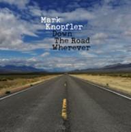 MARK KNOPFLER - DOWN THE ROAD WHEREVER VINYL.