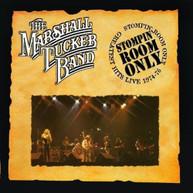 MARSHALL TUCKER - STOMPIN ROOM ONLY CD