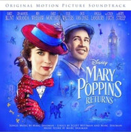 MARY POPPINS RETURNS / VARIOUS CD