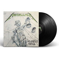METALLICA - JUSTICE FOR ALL VINYL.