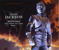 MICHAEL JACKSON - HISTORY: PAST PRESENT & FUTURE BOOK I CD