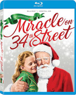 MIRACLE ON 34TH STREET 70TH ANNIVERSARY BLURAY