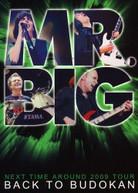 MR BIG - BACK TO BUDOKAN TOUR 2009 BLURAY