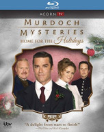 MURDOCH MYSTERIES: HOME FOR THE HOLIDAYS BLURAY