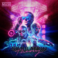 MUSE - SIMULATION THEORY CD.