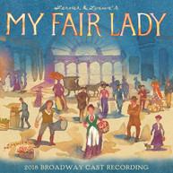 MY FAIR LADY (2018) (BROADWAY) (CAST) (RECORDING) VINYL