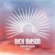 NICK MASON - UNATTENDED LUGGAGE VINYL