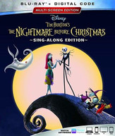 NIGHTMARE BEFORE CHRISTMAS: 25TH ANNIVERSARY ED BLURAY