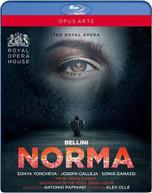 NORMA BLURAY.