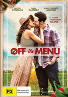 OFF THE MENU (2018)  [DVD]