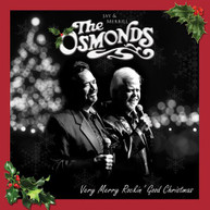 OSMONDS - VERY MERRY ROCKIN' CHRISTMAS CD