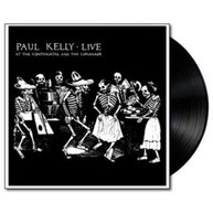PAUL KELLY - LIVE AT THE CONTINENTAL AND ESPLANADE (2LP) * VINYL